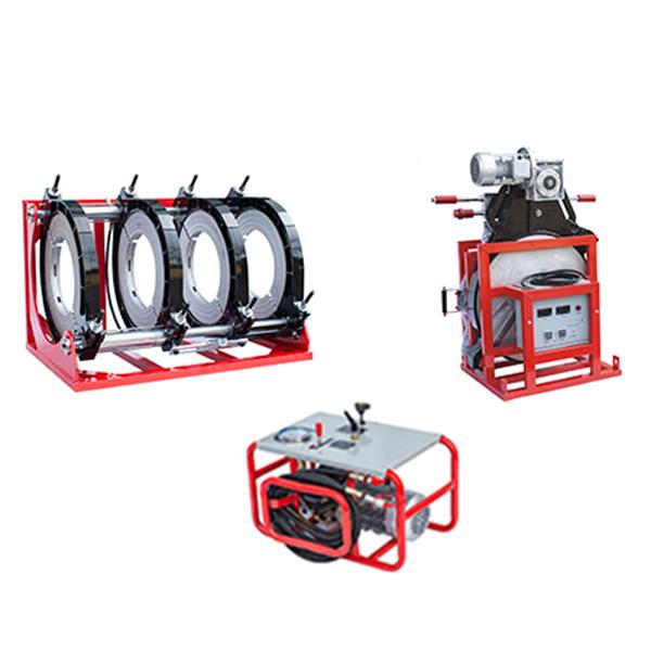 半自动液压对接焊机 11