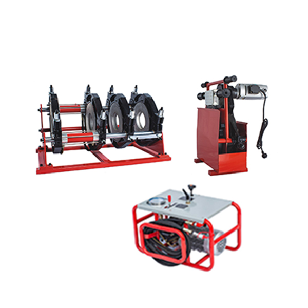 半自动液压对接焊机 12