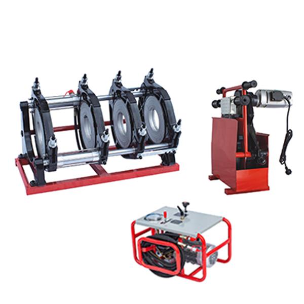 半自动液压对接焊机 13