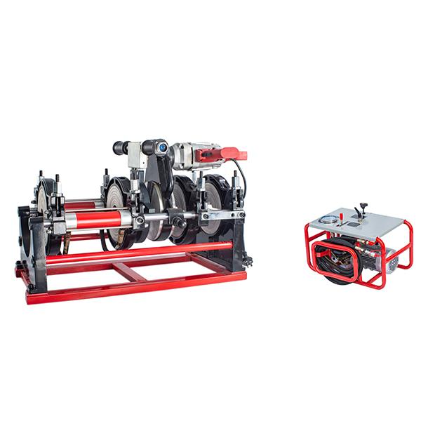 半自动液压对接焊机 15