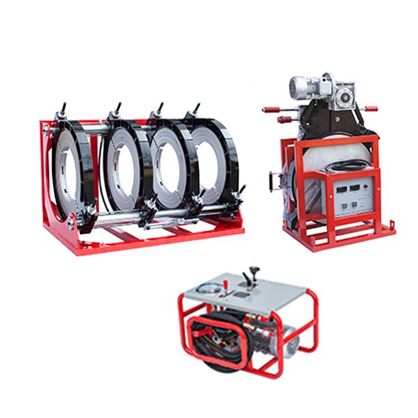 半自动液压对接焊机 05