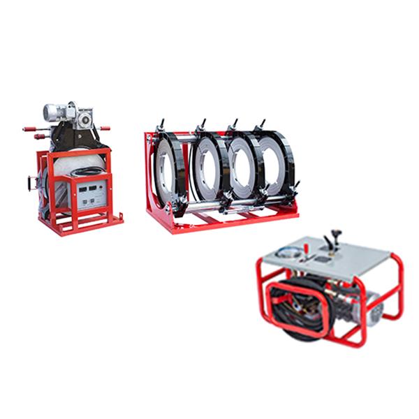 半自动液压对接焊机 06
