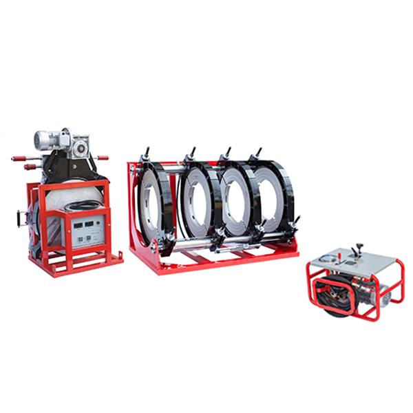 半自动液压对接焊机 04
